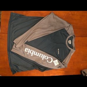 XXL Columbia Active Long Sleeve Shirt